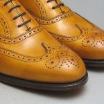 16. maisie von cheaney, tan chestnut brogues ~ www.cheaney.co.uk ...