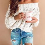 30 bequeme Sweater Wetter Outfits