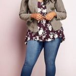 35 Casual Plus Size Winter Damen Outfits fürs Wochenende