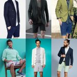 Herren Smart-Casual Shorts Outfits