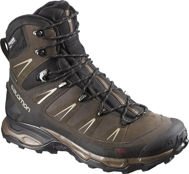 Salomon Herren X Ultra Winter CS Isolierte wasserdichte Winterstiefel