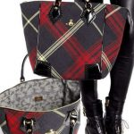 Vivienne Westwood Winter Tartan Shopper Der Vivienne Westwood Winter Tartan Shopper ...