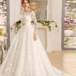 Wedding Dresses with Sleeves,Dresses For Brides,Bridal Gown from LaurelBridal