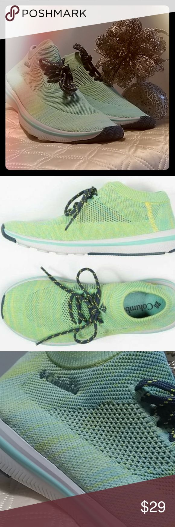 🏃Columbia Chimera running shoes Columbia Chimera Running Shoes Seamless knit …