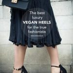 10 Great Vegan High Heel Shoe Brands