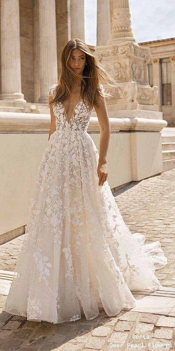 10 Wedding Dress Designers We Love (And You Will Too)