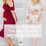 12 Best Places to Shop Stylish Maternity Clothes Now