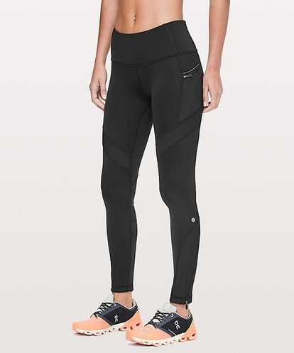 13 Fleece-Lined Leggings That Won't Leave You Dreading Your Winter Workouts