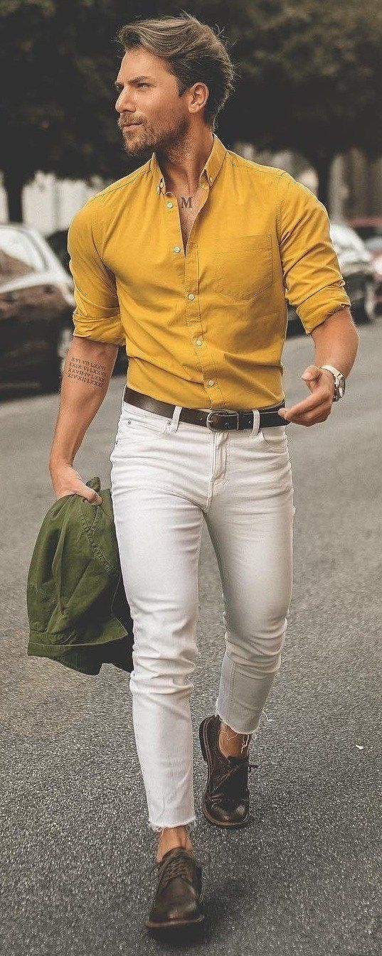 13 Fresh Ways To Style Dress Shirts In 2019