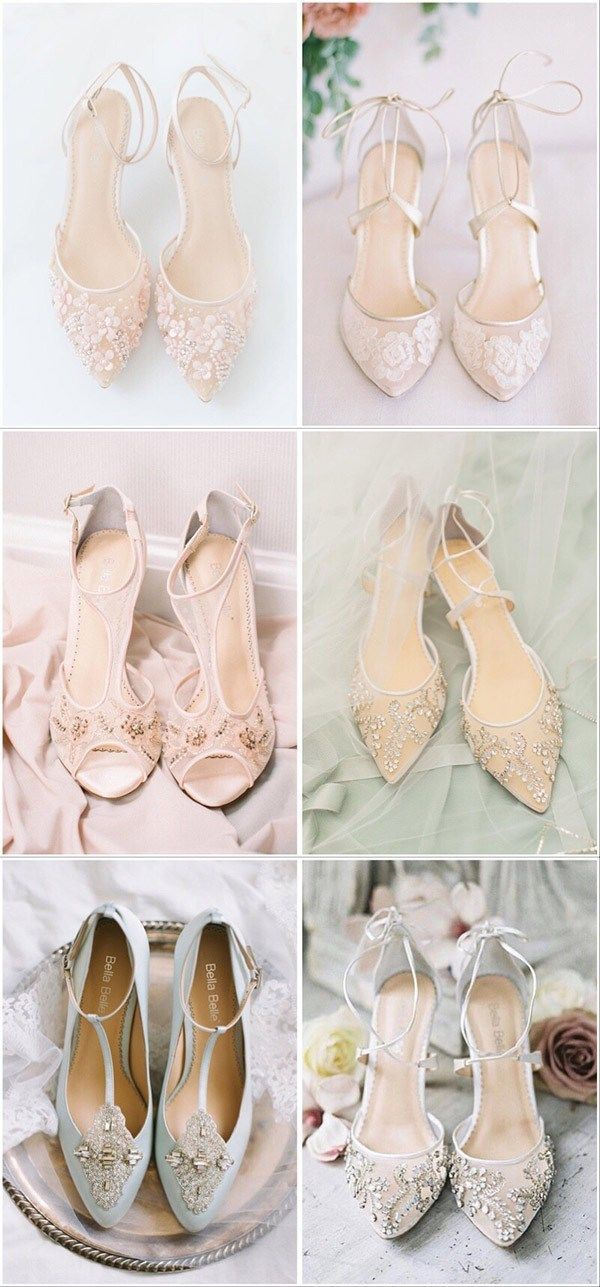 133 Most Popular Instagram Posts of Wedding Shoes from @Bellabelleshoes