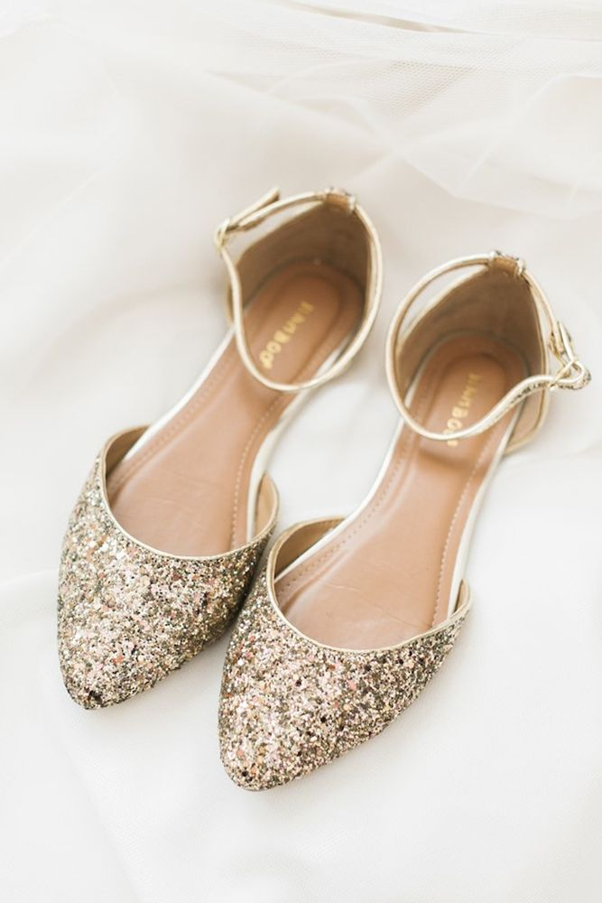 15 Flat Wedding Shoes To Dance All Night
