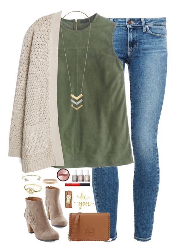 15 casual early fall outfits that you can wear all day