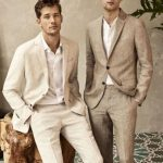 17 ideas wedding suits men linen casual
