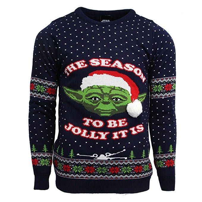 19 unusual Christmas jumpers to see you through the festive season