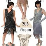 1920s Flapper Dresses & Quality Flapper Costumes