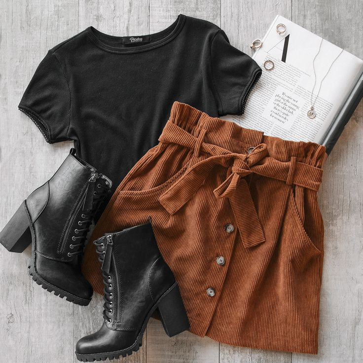 """""""  20 Chic Casual Outfits for Fall You Can Follow"""""""