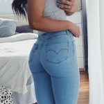 20+ Wonderful High Waisted Denim Outfit Ideas To Try