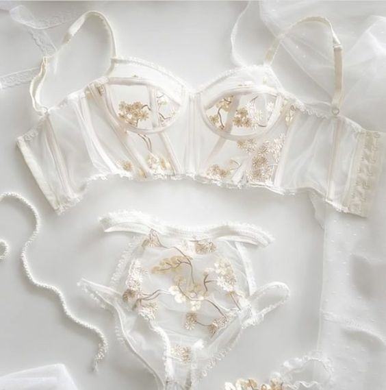 26 Hottest Bridal Lingerie Ideas To Impress