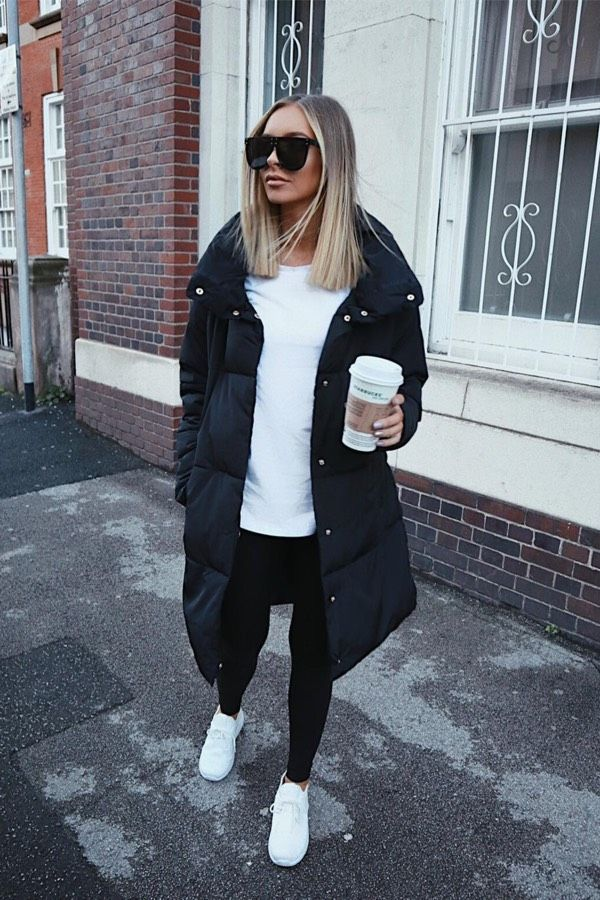 27 Cute Winter Coat Outfits For Inspiration This Season –