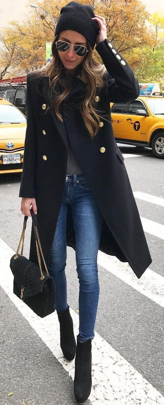 30 Winter Coats to Fall in Love with Right Now