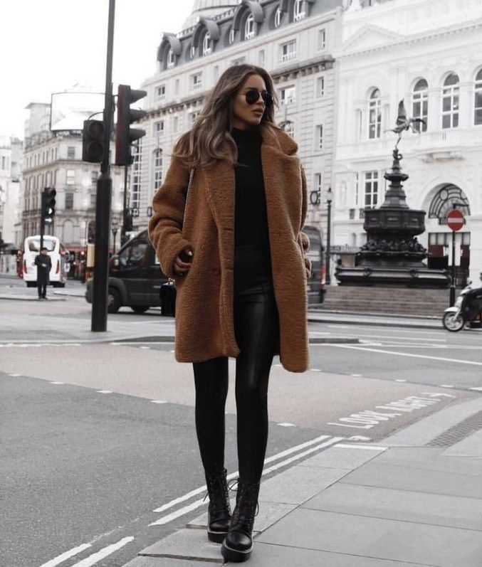 30+ adorable winter outfits you can wear on repeat 18