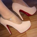 31+ Ideas For Heels Chanel Red Bottoms
