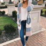 36 Cozy Summer Women Fashion Ideas With Cardigan You Need Try