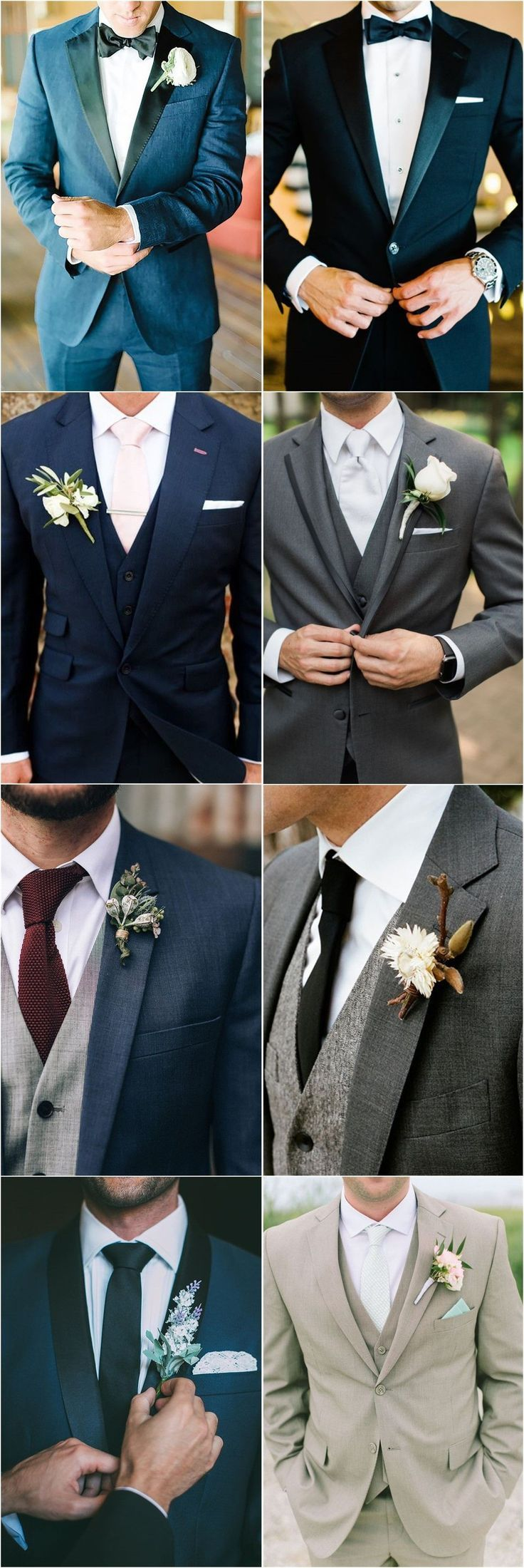 36 Groom Suit That Express Your Unique Styles and Personalities