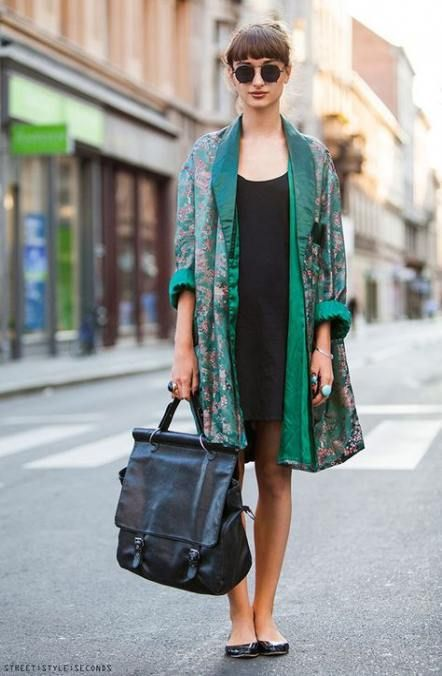 36 Ideas how to wear kimono jacket casual