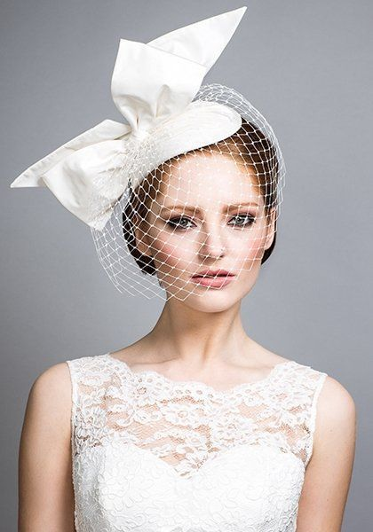 40+ Wedding Hats For Brides Ideas 20