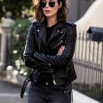 48 Awesome Leather Jackets For Women