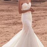 49 Strapless wedding gowns ideal emphasis on femininity - Elegantly Chic wedding...