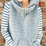 50 Gorgeous Free Crochet Cardigan Patterns for Women - Page 42 of 50