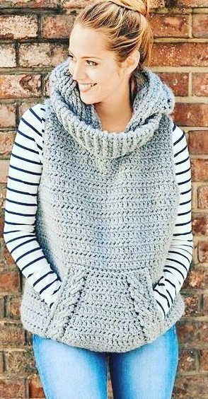 50 Gorgeous Free Crochet Cardigan Patterns for Women – Page 42 of 50