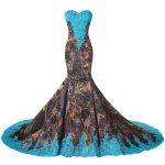 55+ Blue Camo Wedding Dresses - Dress for Country Wedding Guest Check more at sv...
