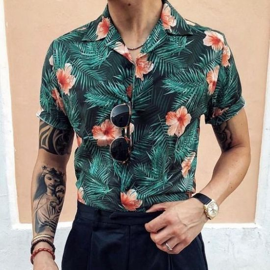 8 Men's Shirts All Guys Should Be Wearing This Summer