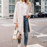 A Stylish Way to Wear White Booties (Fashion Jackson Blog)