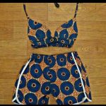 African Clothing , Ankara Swim suit, Women wear , Swimming Suit , Women wear , African Swimming Suit