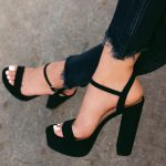 "All eyes on you as you strut by in these.😻🙌 Shop ""BE MY BABY"" 