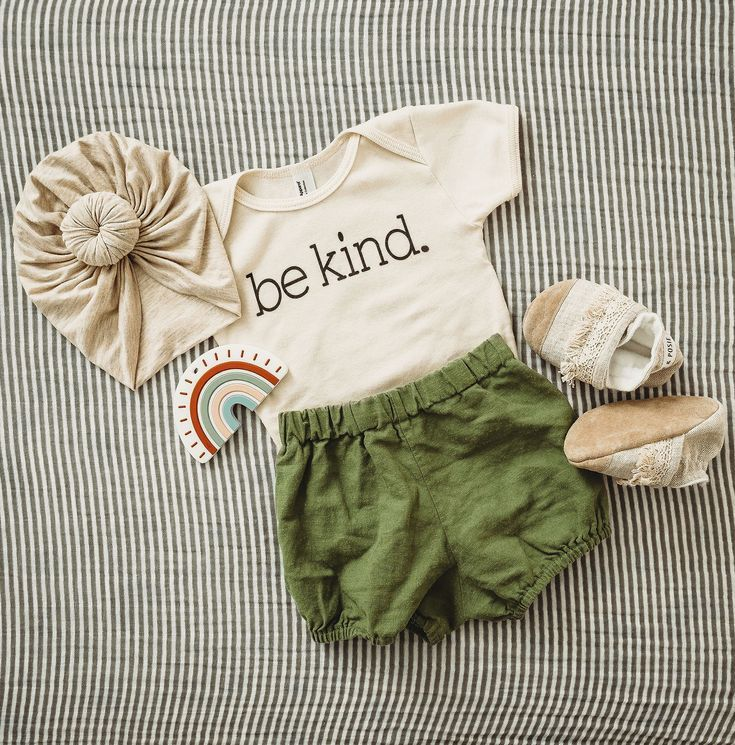 Always be kind . . . . . . . . . . . #babygirl #babygirloutfits #kidsfashion #be