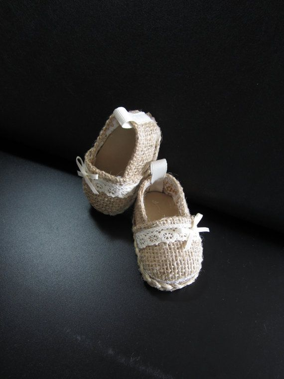American Girl Doll Clothes 18 inch Natural Hemp Espadrilles shoes by HauteDesign…