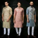 Amogue mens Nehru jackets.   latestdesigns  latesttrends  nehrujacket  modijacke...