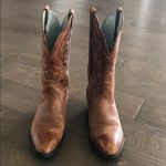 Ariat Shoes | Ariat Cowboy Boots | Color: Brown | Size: 7