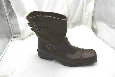 Ariat brown leather western cowboy boots Mens boots shoes sz 11D 10007994 #fashi…