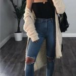 Awesome 45 Simple Spring Outfits Style with Jeans vattire.com