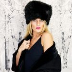 BLACK RUSSIAN FUR HAT Brand new Boutique item   This BLACK RUSSIAN FAUX FUR hat ...