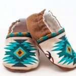 Baby Shoes, Boys Shoes, Western Baby, Boy Shoes, Baby Gift, Southwest Tribal Sty...