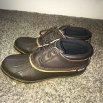 Baffin Boots 13 Low Baffin duck style boots in very good condition. Perfect for ...