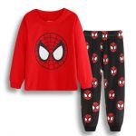 Boys Spiderman Pajamas Spiderman Merchandise