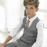 Boys grey suit - Ford